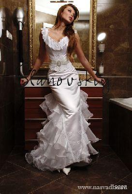 Свадебное платье Папилио - фото 1.
