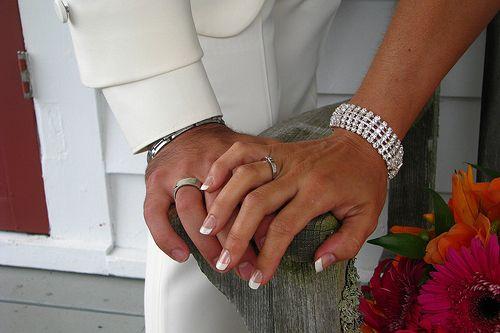 Свадебное кольцо в россии на какой руке носят